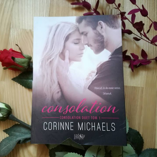 Consolation - Corinne Michaels