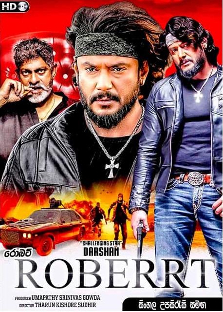 Roberrt (2021) Hindi Dubbed ORG 1080p HDRip 1.6GB Download