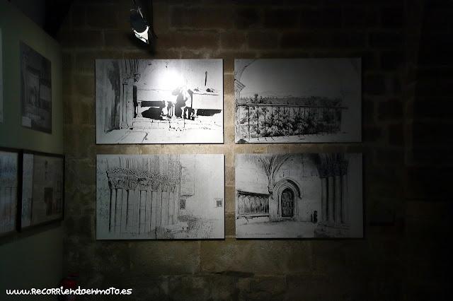 Exposición del monasterio de Veruela