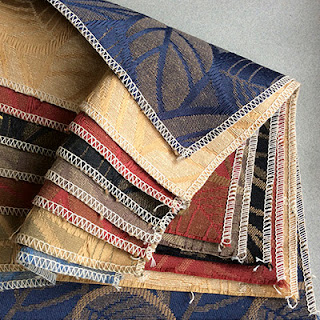Fabric sample colorway