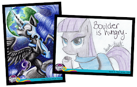 My Little Pony Create-a-Card Contest Entries