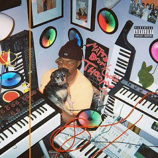 Matt Martians (The Internet) - The Drum Chord Theory (2017) - Album Download, Itunes Cover, Official Cover, Album CD Cover Art, Tracklist