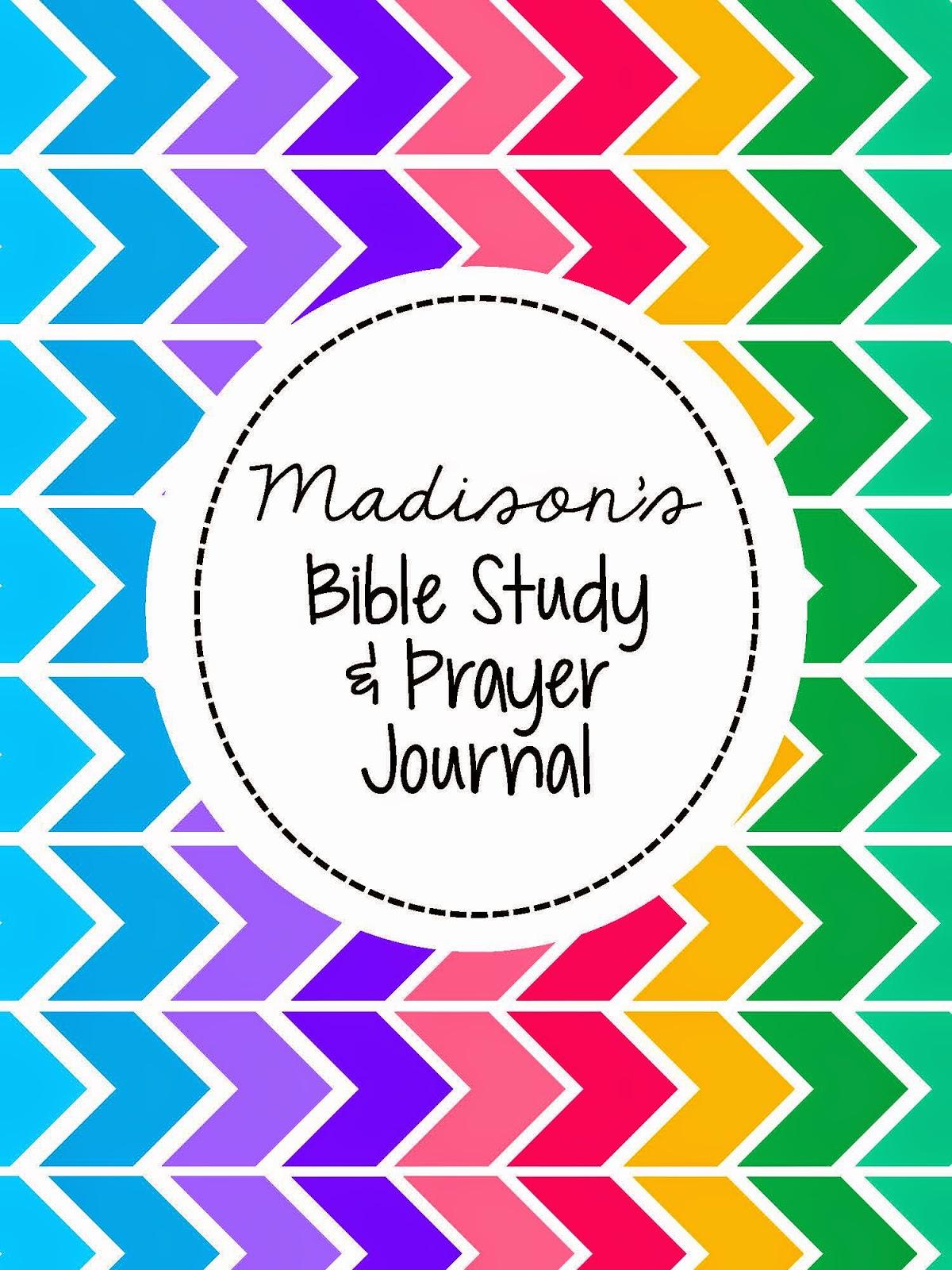 Sweet Blessings Bible Study Amp Prayer Journal