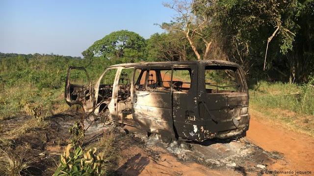 Ataque armado no centro de Moçambique faz quatro mortos