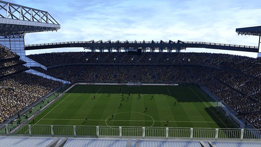 Stadium Banc of California For eFootball PES 2021