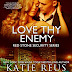 Audible Review - 5 Stars - Love Thy Enemy: Red Stone Security Series, Book 13 Author: Katie Reus  @katiereus