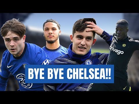 CHELSEA FC NEWS - ANOTHER TO LEAVE THE ACADEMY - IT S NOTHING NEW.