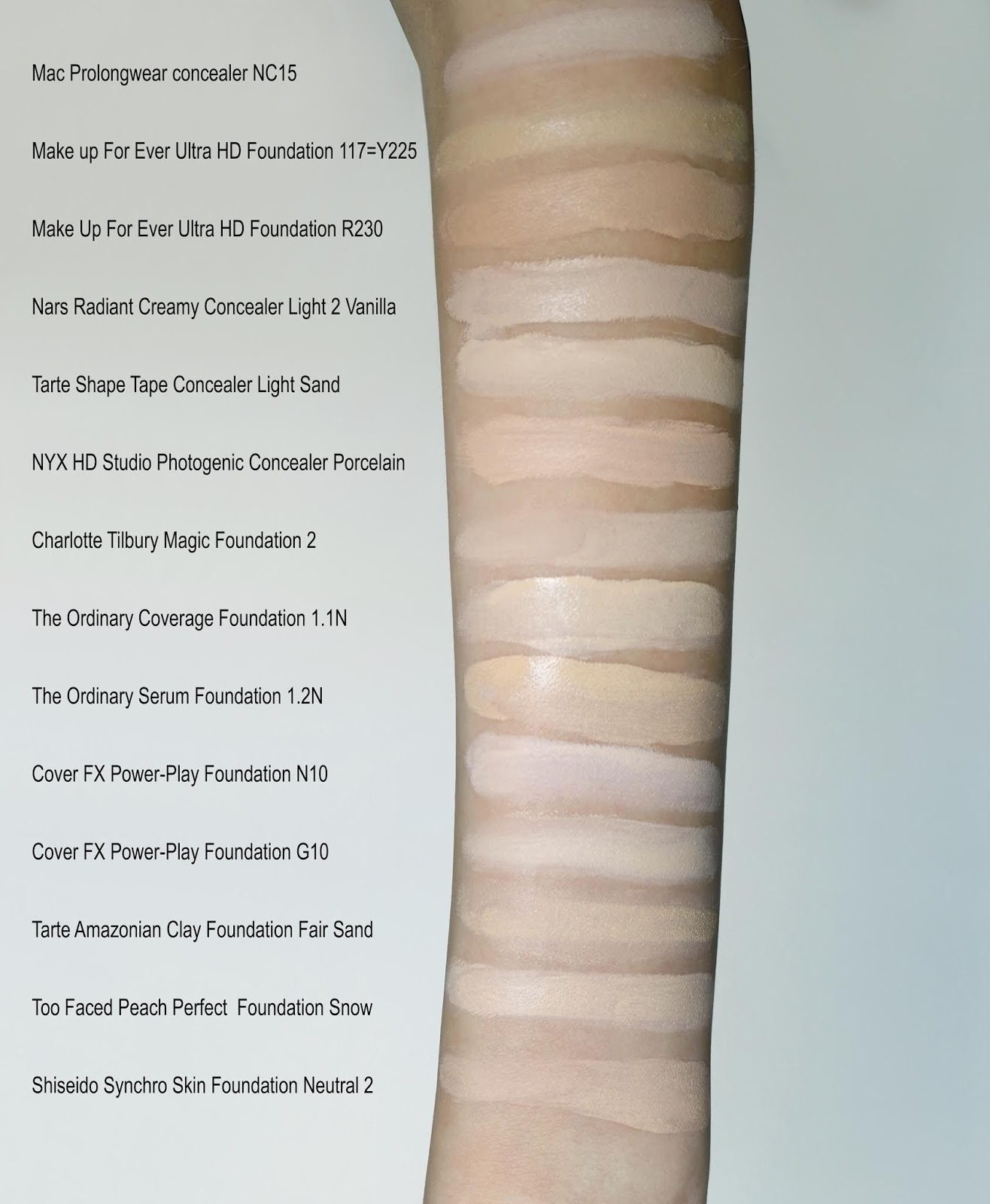 Power Play Concealer by Cover FX #11
