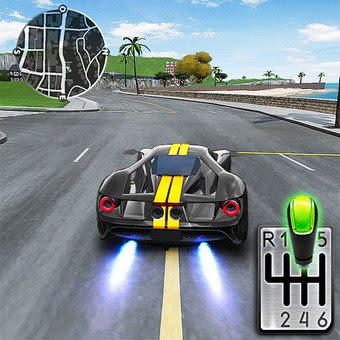 Drive for Speed: Simulator (MOD, Much money) APK Download