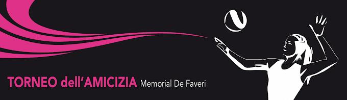 SPECIALE - Finale Memorial De Faveri 2019