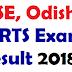 Odisha NRTS Exam result 2018  | Odisha NRTS Scholarship Result 2018 Check Here