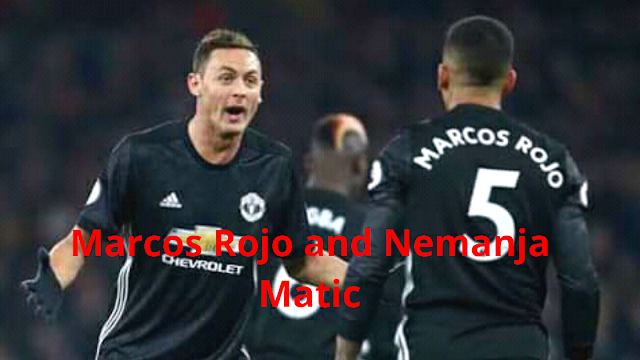 Marcos Rojo and Nemanja Matic up for sale  by Manchester United
