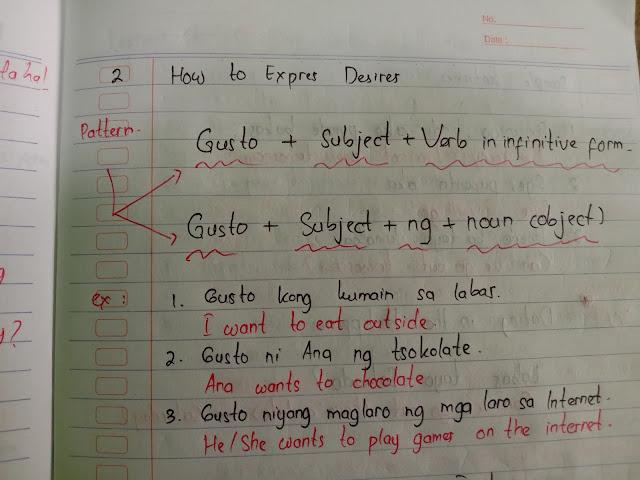 Belajar bahasa Tagalog