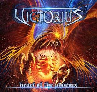 """Ακούστε τον δίσκο των Victorius """"Heart of the Phoenix"""""""