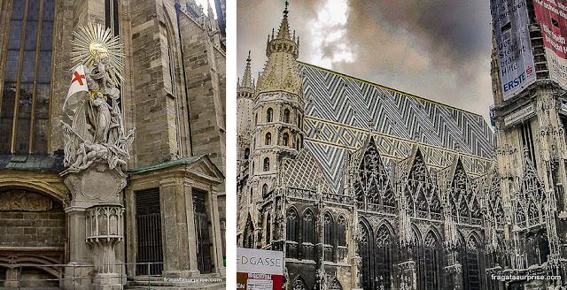 Stephansdom, Catedral de Viena, Áustria