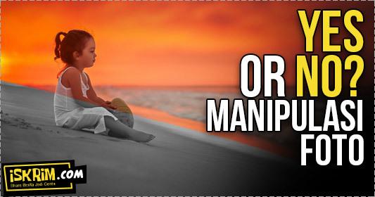 Manipulasi Foto Dunia Fotografi, Gimana Hukumnya