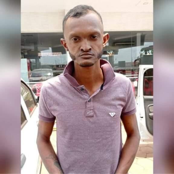 Foi preso hoje suspeito de envolvimento na chacina de cinco jovens.