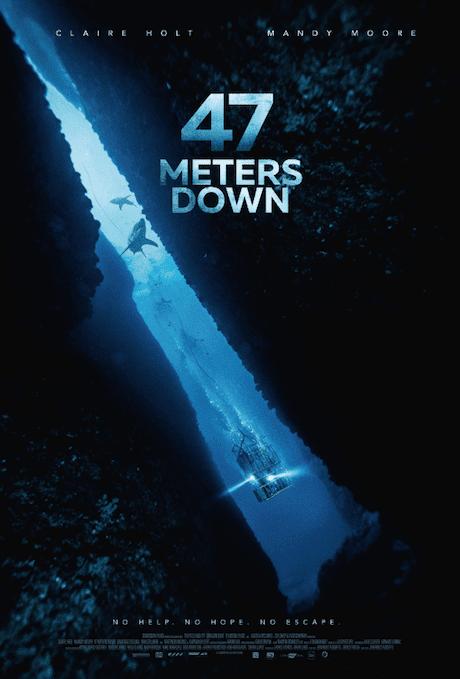 Độ Sâu 47M | Dưới Đáy Đại Dương