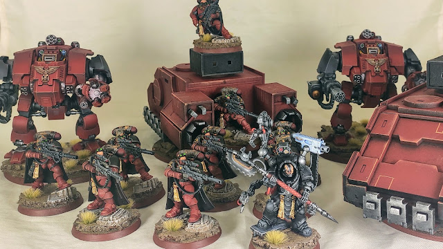 Imperial Guard Warhammer 40K Eliminators