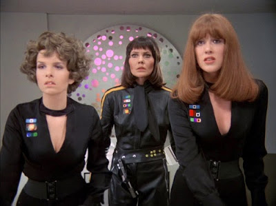 Photo still from Space 1999