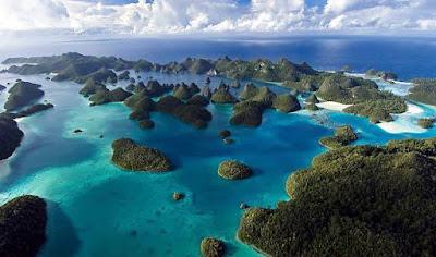 Keindahan Raja Ampat, Papua Barat