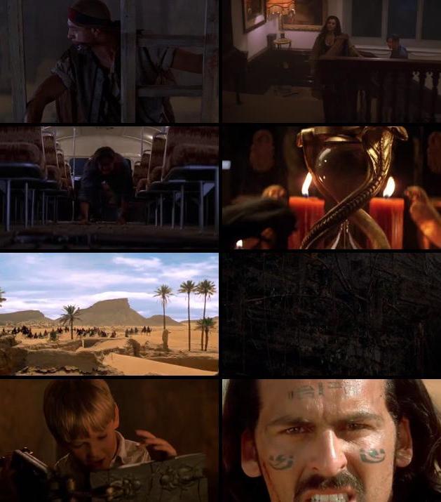 The Mummy Returns 2001 Dual Audio Hindi 720p BRRip 800mb