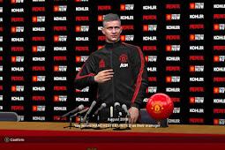 Man United Kit Manager & Press Room V2 - PES 2017