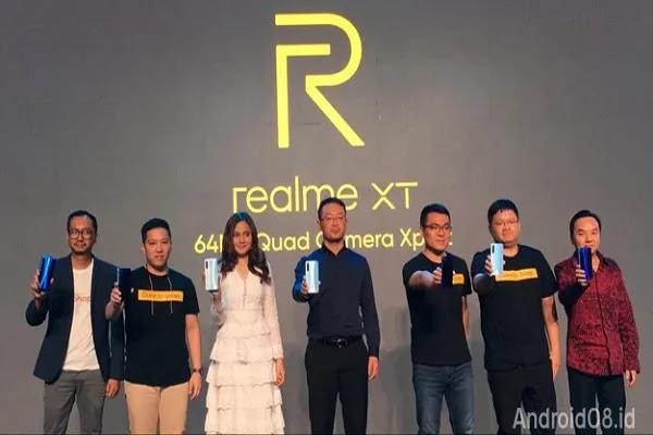 Realme XT Usung Kamera 64 MP