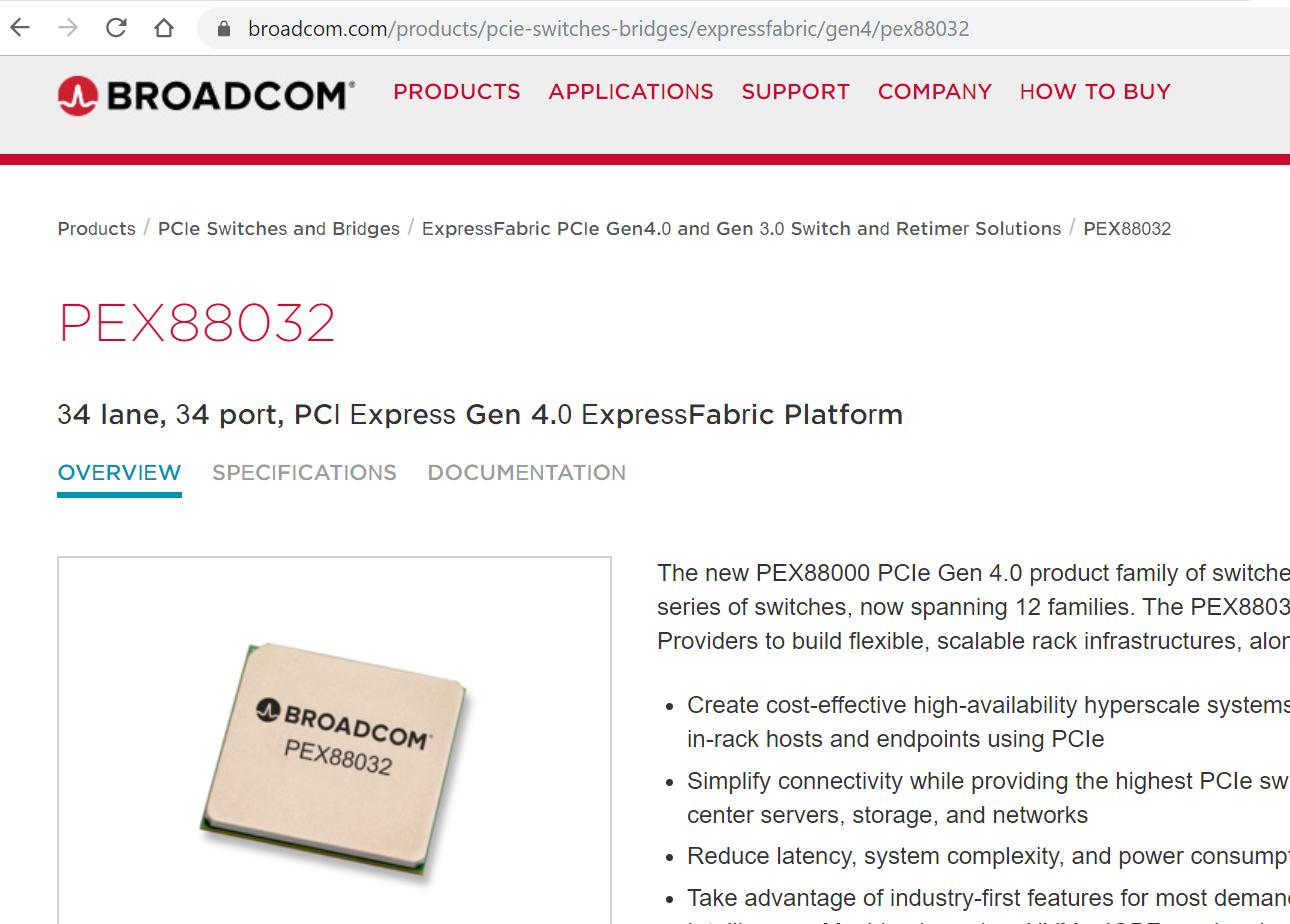 Converge! Network Digest: Broadcom announces PCIe Gen 4 0