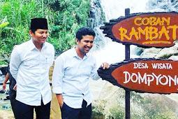 Destinasi Wisata Coban Rambat, Bendungan - Trenggalek