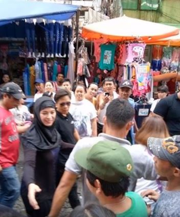 BEHIND THE SCENE: Photos From The MMK Taping Of Angel Locsin Goes Viral Online!
