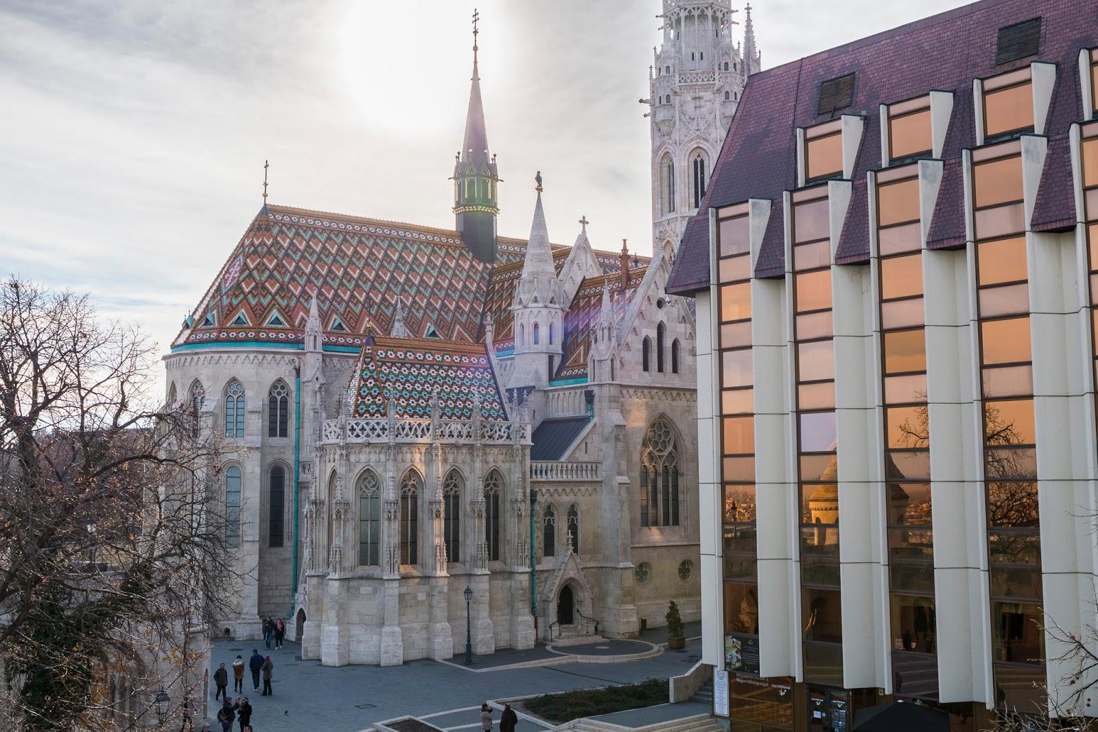 Eglise Notre Dame Budapest