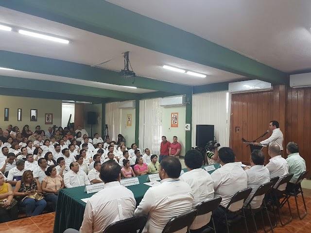 Capacita Conalep Yucatán a sus 280 docentes
