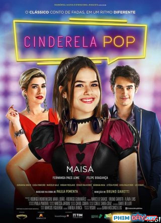 DJ Lọ Lem - DJ Cinderella / Cinderela Pop (2019)