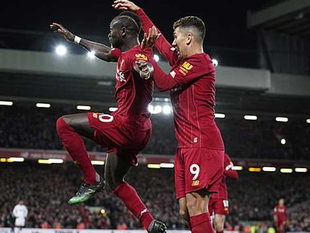 Liverpool xây chắc ngôi đầu Ngoại hạng Anh: Những cột mốc siêu đẳng