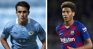 Borussia Dortmund show die minute interest for Todibo while Barcelona increase offer for Eric Garcia