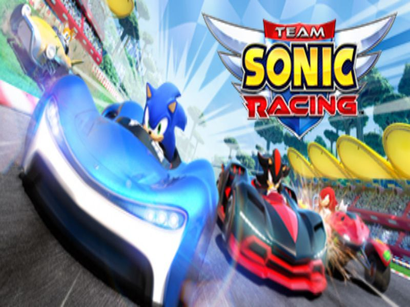 Download Team Sonic Racing Game PC Free