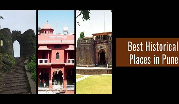 Top Historical Places In Pune!