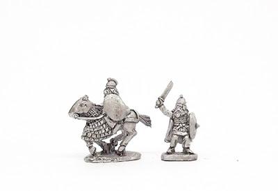 ADA7   Generals (mounted + foot)