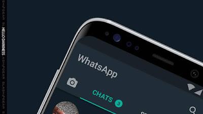 A atualização mais importante do WhatsApp de todos os tempos: Modo Escuro
