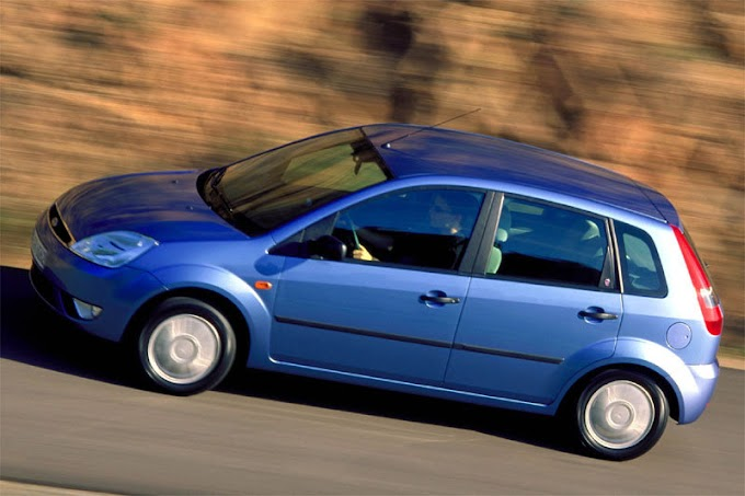 Descarga Manual de taller Ford Fiesta 2002