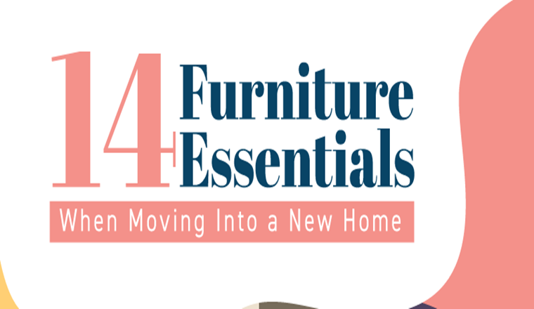 14 Furniture Essentials When Moving Into a New Home