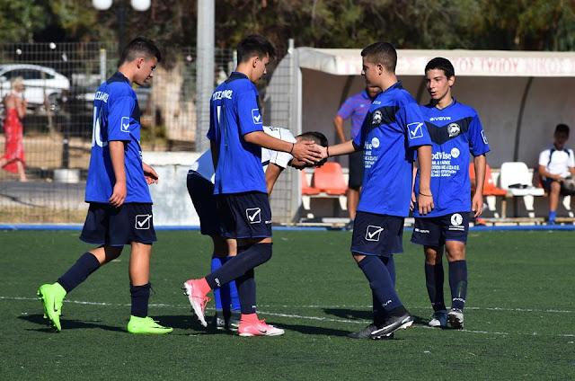 Πρωτάθλημα Νέων: Ιδομενέας - Κισσαμικός 0-7