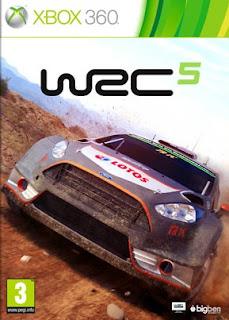 WRC 5 FIA World Rally Championship 5 (X-BOX 360) 2015