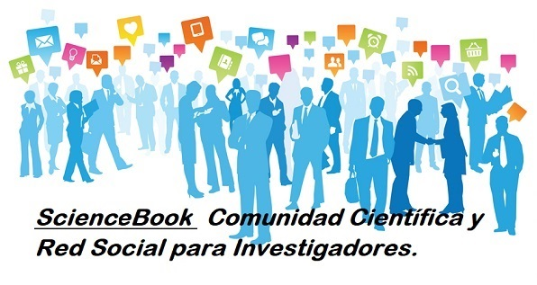 ScienceBook red social de investigacion