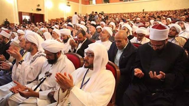 Mesir Larang Mubaligh Salafi Wahabi Ceramah di Masjid-masjid