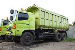 Sistem Hidrolik pada Dump Truck