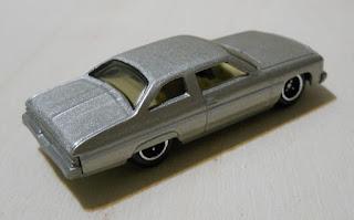 Chevrolet Caprice del año 1975 marca Matchbox