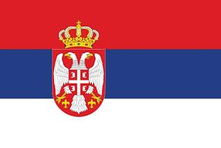 SERBIA-BANDERA