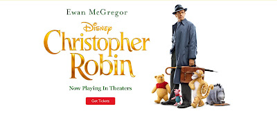 """Christopher Robin"" Movie Review"